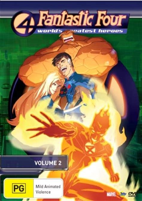 combust the everyday heroes volume 2 books fantastic four world s greatest heroes vol 02 animated