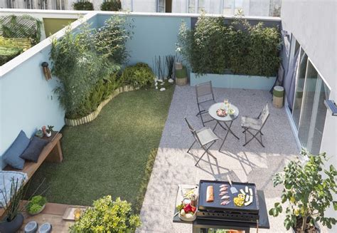 amenager un petit jardin de 20m2