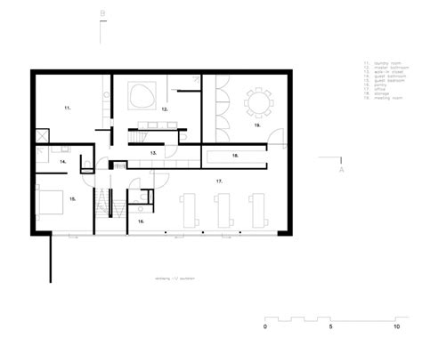 subterranean home plans underground house floor plans house design