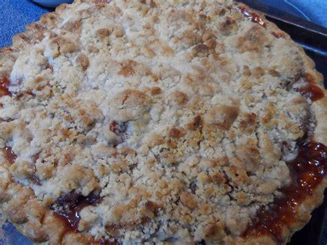 cottage creative living  egretta wells apple crumb pie