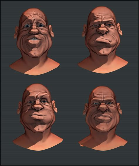 tutorial zbrush cartoon julian k 2010 shader download at bottom of first post