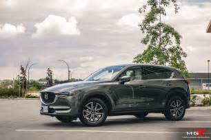 mazda canada review 2017 mazda cx 5 gt m g reviews