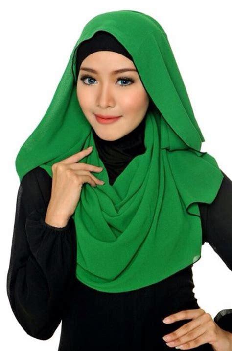 Pashmina Babydoll Georgettejilbab Terbaru foto jilbab pashmina chiffon georgette shawl foto 3