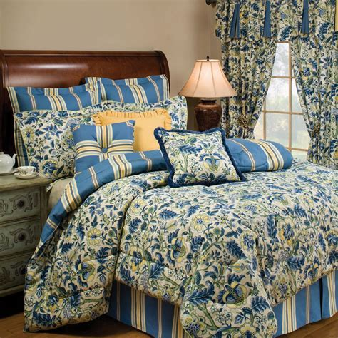 sears comforter sets queen king floral comforter set sears com