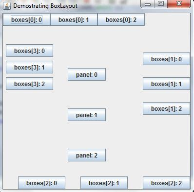 layout manager in java awt exles layout managers in java part 3