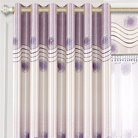 lilac bedroom curtains unique thermal curtains in lilac color thick polyester