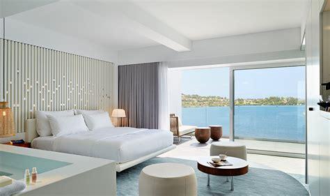 5 star hotel room by the sea in puglia porto heli nikki beach hotels
