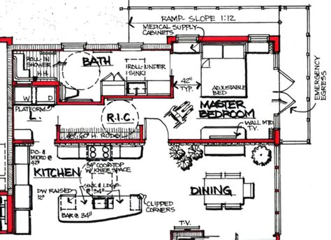 age in place house plans house plans for aging in place escortsea