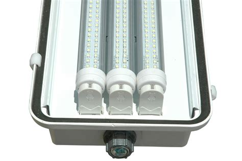 Led Light Fixtures Larson Electronics Releases Explosion Proof Led Light Fixture With Corrosion Resistant Design