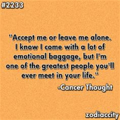 attitude quotes cancer zodiac quotesgram