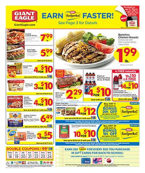printable coupons giant food giant eagle supermarket grocery store pharmacy and autos