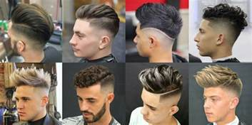 Mens Hairstyles Short Back And Sides Curly On Top