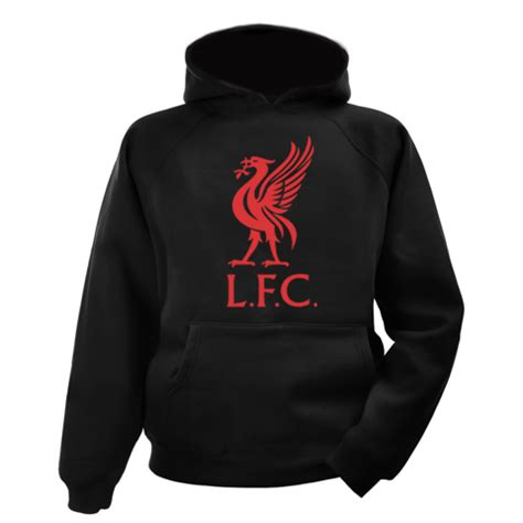 Jaket Bola Hoodie Liverpool hoodie sweater bola the liverpool fleece cotton high