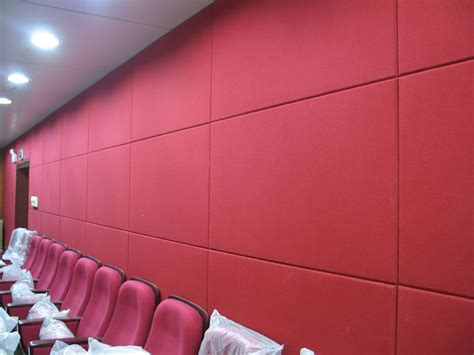 Soundproofing by Sontext Serenity Fabric Panels Deco Project