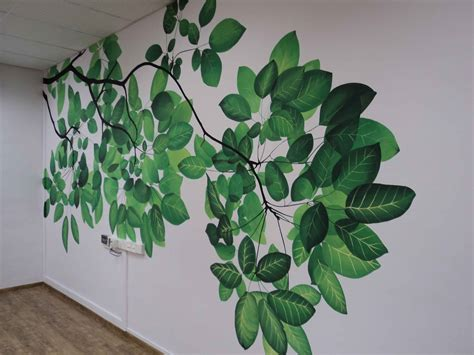 painted wall murals nature awesome painted wall murals nature photo home design