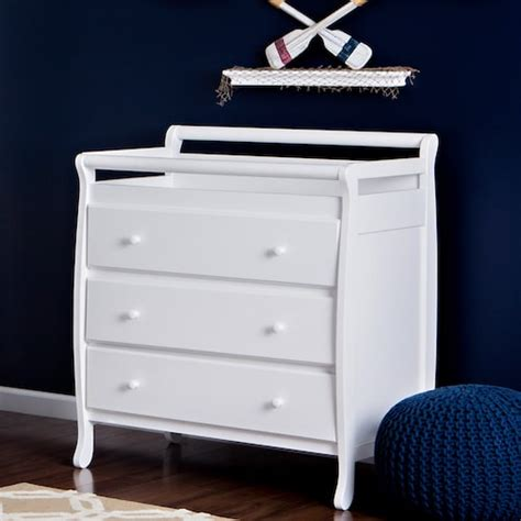 3 Drawer Changing Table by On Me Liberty 3 Drawer Changing Table