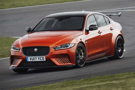 2018 jaguar xe sv project 8 look motor trend