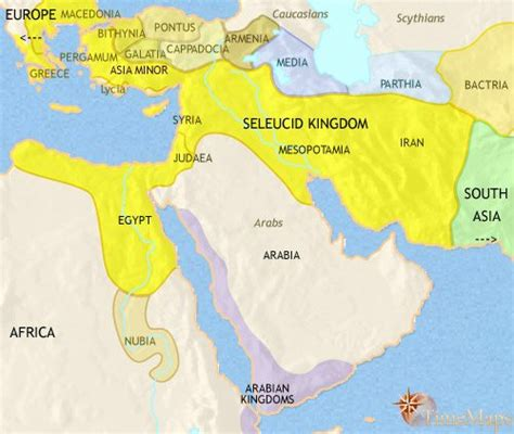 middle east map bc a common culture thrived in both the and