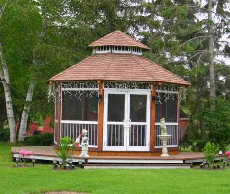 gazebo blueprints free gazebo blueprints build your personal summerhouse