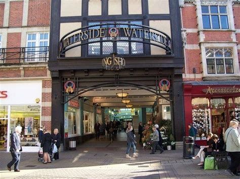 waterside shopping centre lincoln hours