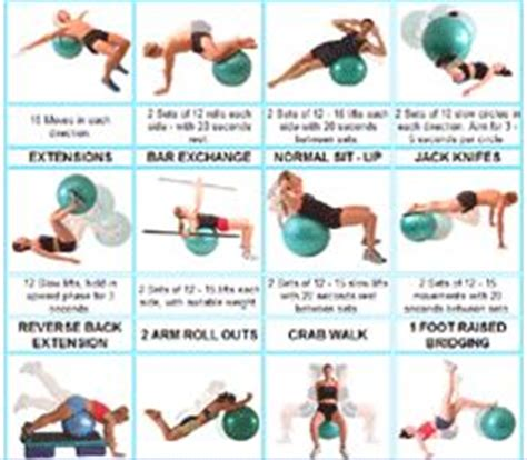 17 best images about mid back exercises on back back exercises and