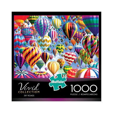 The Kitchen Collection Store Locator Buffalo Games Amp Puzzles Vivid Collection Sky Roads 1000 Pcs