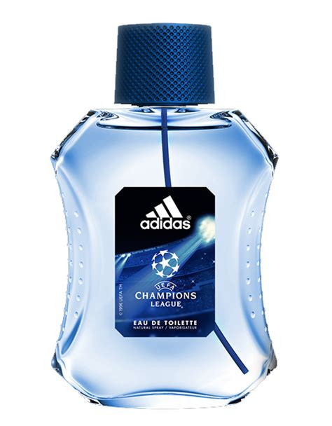 Parfum Adidas Sport adidas uefa chions league edition new fragrances