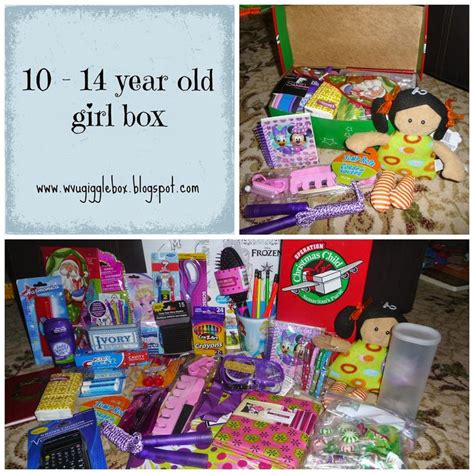 christmas gift for14 yearold girl operation child 2014 packing a 10 14 year box it is 14 year