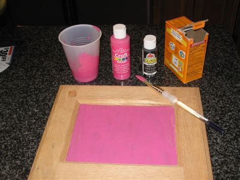 chalkboard paint using baking soda chalkboard paint with baking soda diy