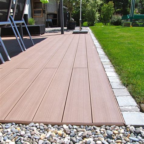 Deck Planks by Composite Decking Boards Therrawood