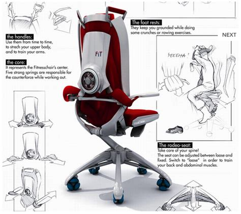 Exercise Desk Chair by Office Chair Workout Station Myeoffice Workplace