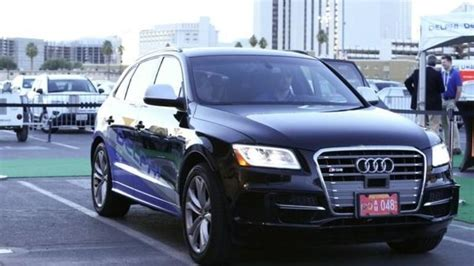 driverless audi driverless audi to travel from silicon valley to new york