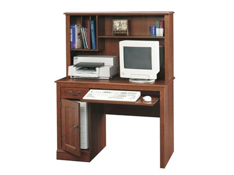 Home Computer Desk With Hutch Furniture L Shaped Glossy White Desk With Hutch Glass Door Office Desks Designs With