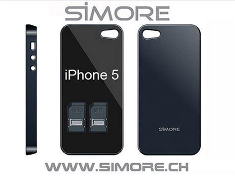 iphone 5 dual sim bluetooth dual sim adapter for iphone 5 tripleblue 5