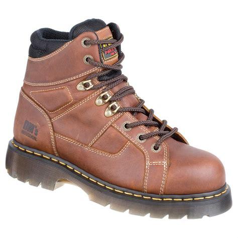 s dr martens 6 quot ironbridge steel toe work boots