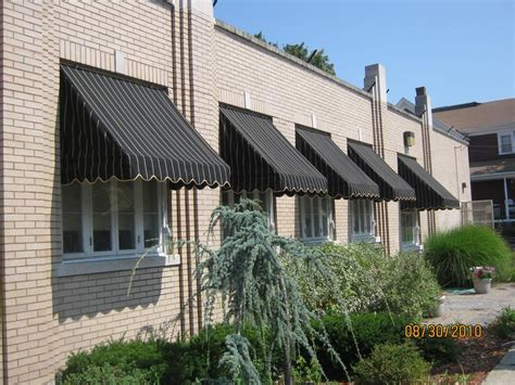 residential window awnings window door awnings gallery l f pease company