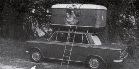 tende da tetto tende da tetto per auto dal 1958
