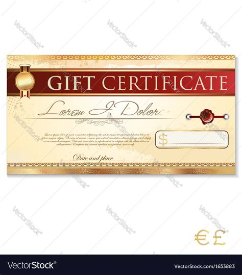 template for a gift certificate edi tester cover letter