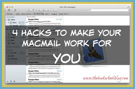 the book of hacks how to make your happier healthier and more beautiful 4 hacks to make your macmail work for you