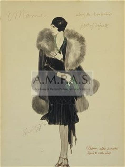 theadora van runkle mame costume design drawing s van runkle theadora