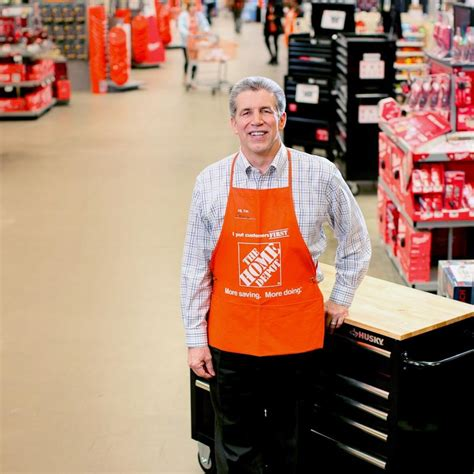 the home depot leadership