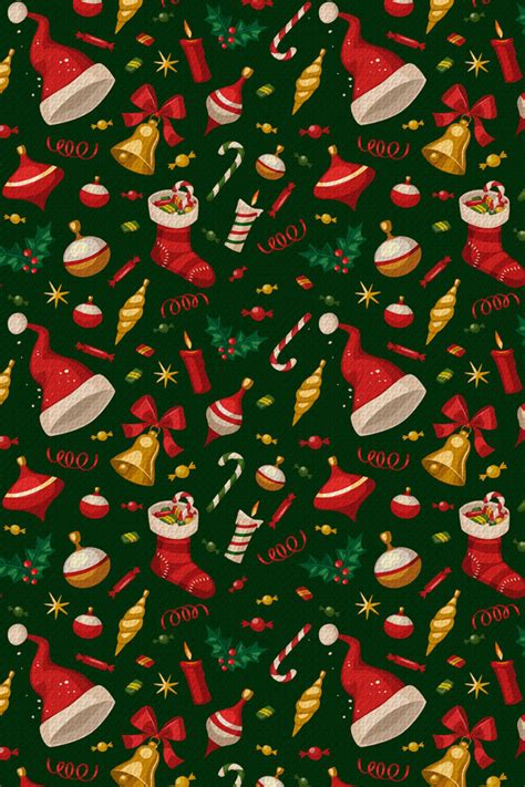 christmas pattern wallpaper for iphone christmas pattern iphone wallpaper hd