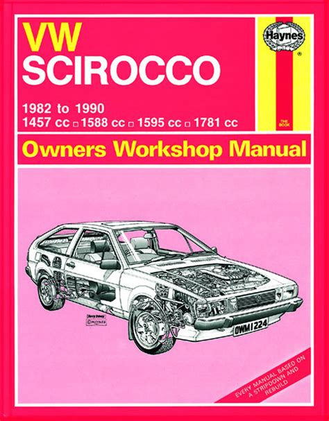 vehicle repair manual 1984 volkswagen scirocco on board diagnostic system volkswagen vw car van and pick up manuals haynes clymer chilton workshop original