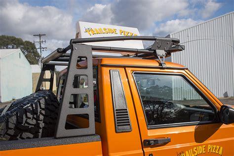 prerunner jeep comanche jcroffroad prerunner roof rack jeep comanche mj 86 92