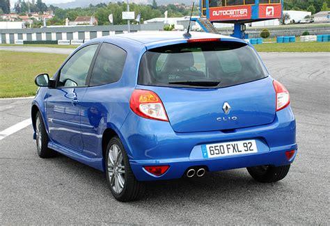 Renault Clio 3 by Essai Renault Clio 3 Gt 1 6 128 Ch Test Auto Turbo Fr