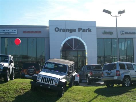 Jacksonville Florida Jeep Dealers About Orange Park Chrysler Jeep Dodge Ram Auto Service