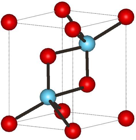 Ceo2 98 Cerium Oxide By Bisakimia file la2o3structure jpg wikimedia commons