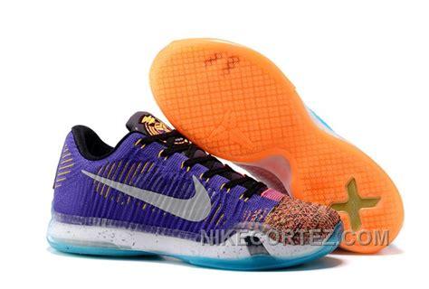 nike basketball shoes 10 elite low 313 2016 black