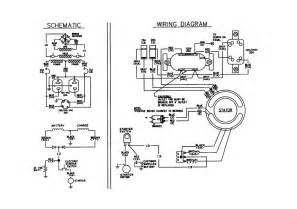 wiring diagram schematic diagram parts list for model 580327152 companion parts generator