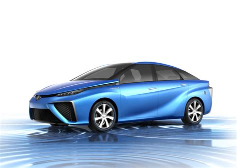 Toyota Fuel Cell Vehicle Tokyo Auto Salon Archives The About Cars